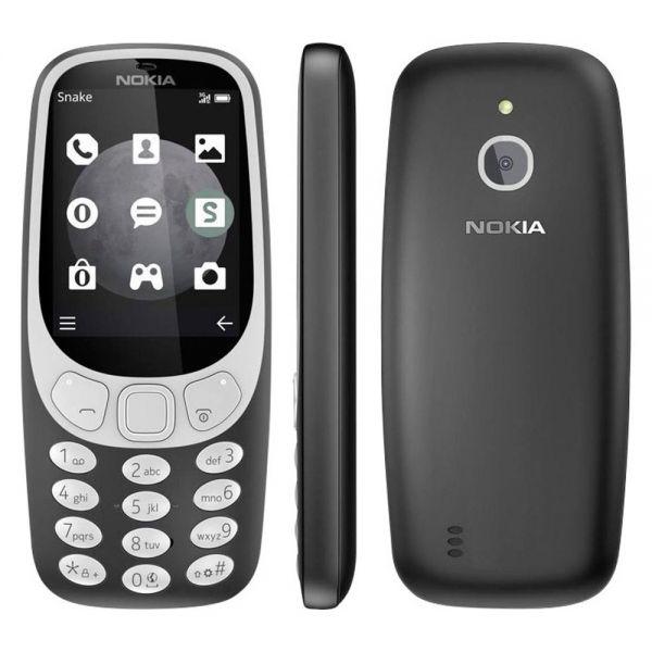 Nokia 3310 (2017) Dual 3G Gris reconditionné en France
