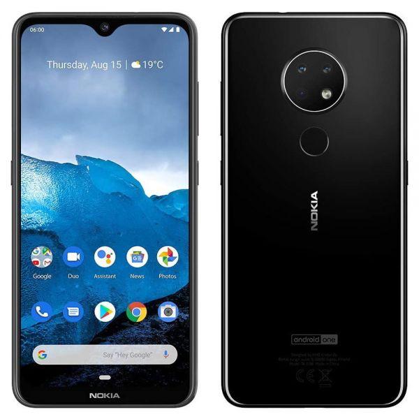 Nokia 6.2 32 go Noir reconditionné en France