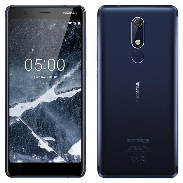 Nokia 5.1 Bleu reconditionné en France