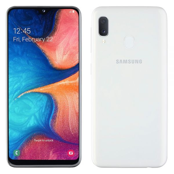 Samsung Galaxy A20e Dual SIM Blanc reconditionné en France