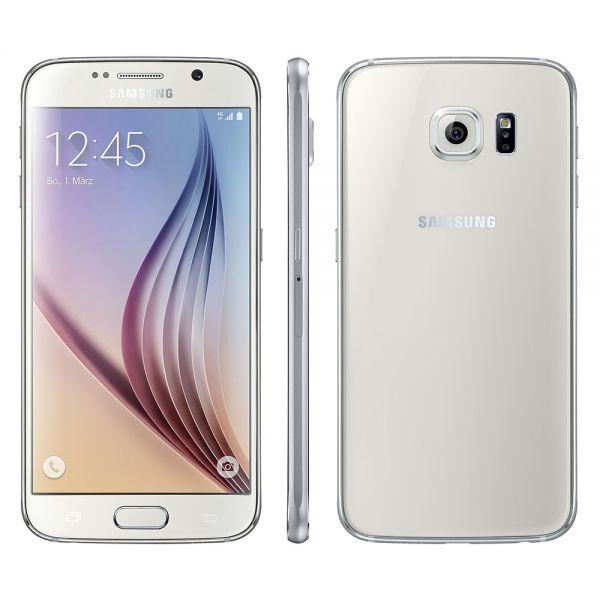 Samsung Galaxy S6 64 Go G920F Blanc reconditionné en France
