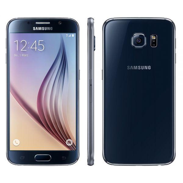 Samsung Galaxy S6 64 Go G920F Noir reconditionné en France