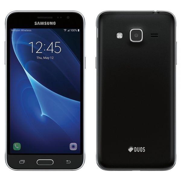 Samsung Galaxy J3 (2016) Dual Sim Noir reconditionné en France