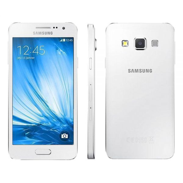 Samsung Galaxy A3 A300FU Blanc reconditionné en France