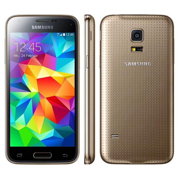 Samsung Galaxy S5 mini G800F Doré reconditionné en France