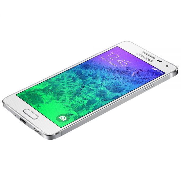 Samsung Galaxy Alpha G850F Blanc reconditionné en France
