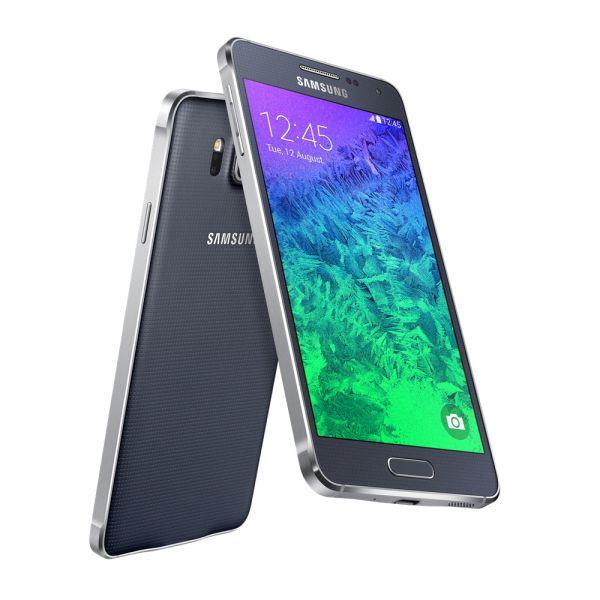 Samsung Galaxy Alpha G850F Noir reconditionné en France