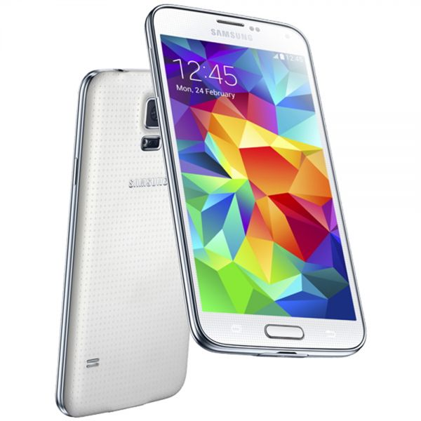 Samsung Galaxy S5 SM-G900F Blanc reconditionné en France