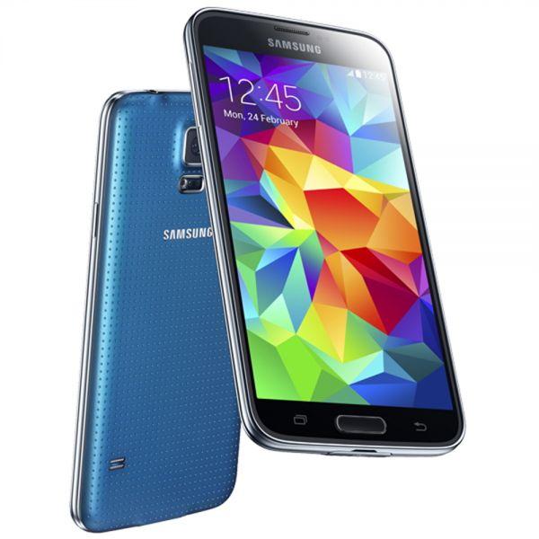 Samsung Galaxy S5 SM-G900F Bleu reconditionné en France