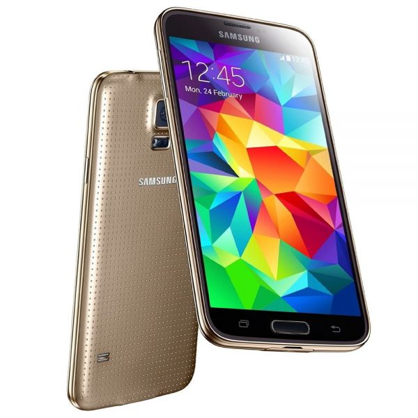 Samsung Galaxy S5 Plus G901F Doré reconditionné en France