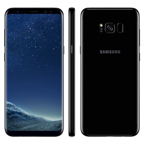 Samsung Galaxy S8+ G955F Noir reconditionné en France