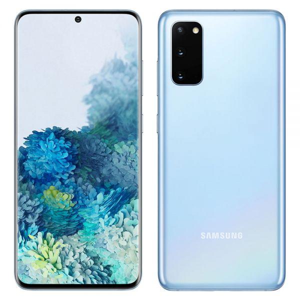 Samsung Galaxy S20 Dual 128 Go 8 Go RAM Bleu reconditionné en France