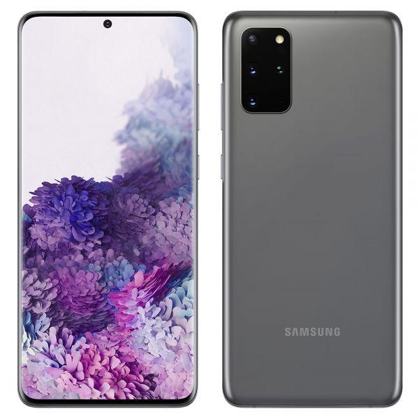 Samsung Galaxy S20+ Dual 128 Go Gris reconditionné en France