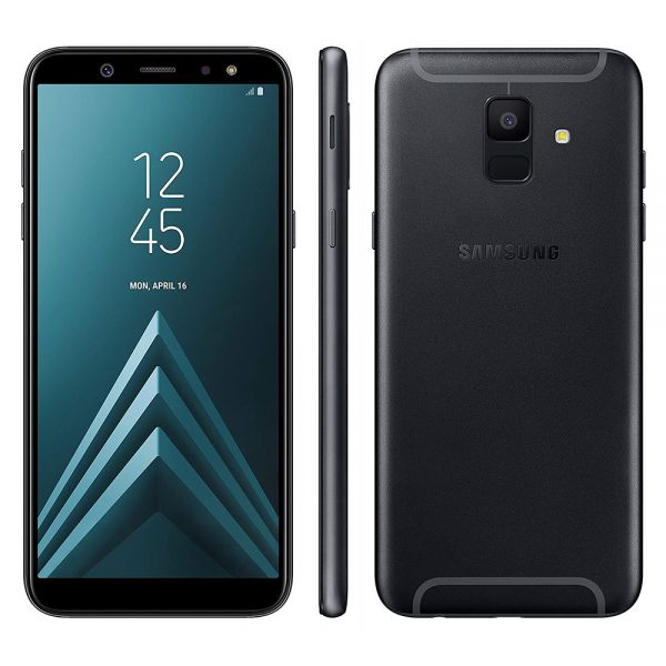 Samsung Galaxy A6 Dual Sim 32 Go A600FN Noir reconditionné en France