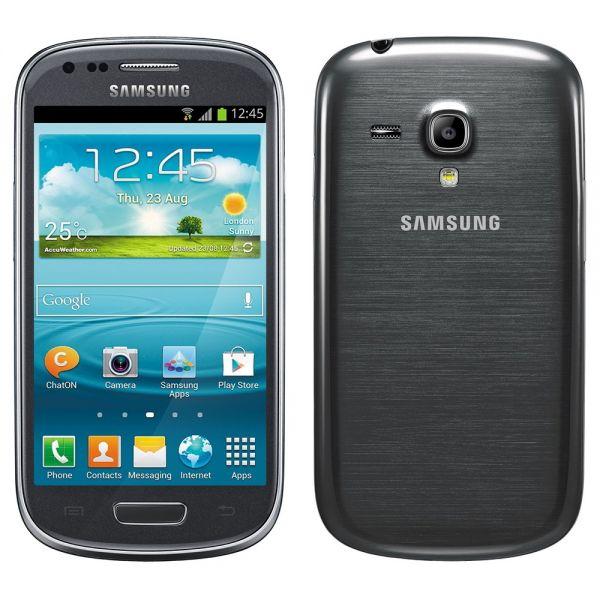 Samsung Galaxy S3 III Mini I8200 VE Gris reconditionné en France