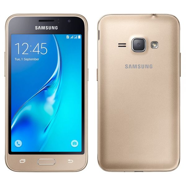 Samsung Galaxy J1 (2016) Doré reconditionné en France