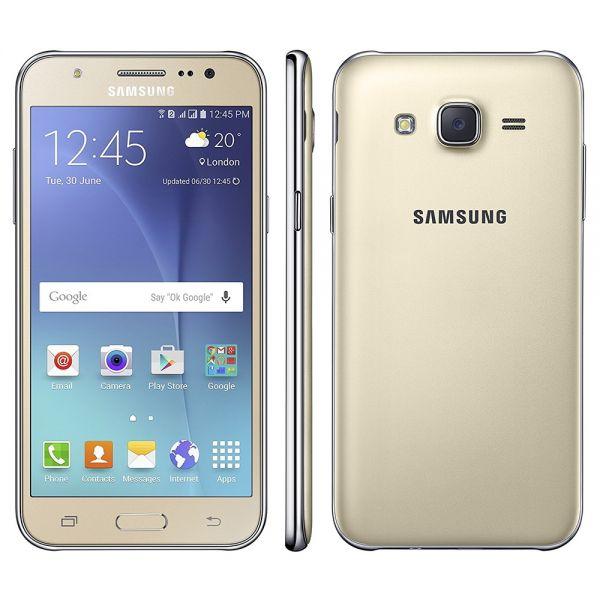 Samsung Galaxy J5 (2015) J500FN Doré reconditionné en France