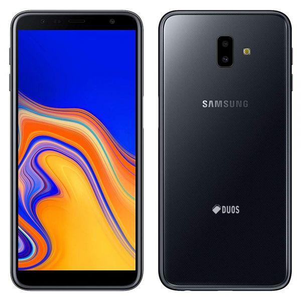 Samsung Galaxy J6+ Dual 32 Go Noir reconditionné en France