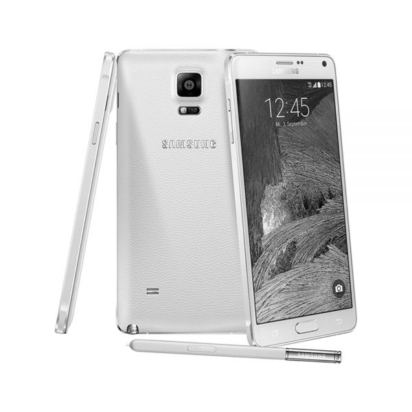 Samsung Galaxy Note 4 N910C Blanc reconditionné en France