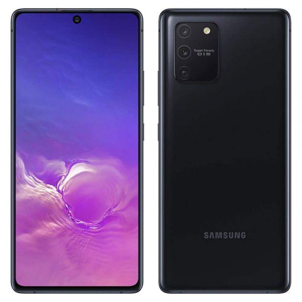 Samsung Galaxy S10 Lite 128 go Noir reconditionné en France