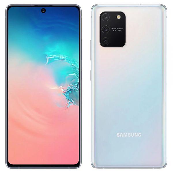 Samsung Galaxy S10 lite 128 go dual sim Blanc reconditionné en France