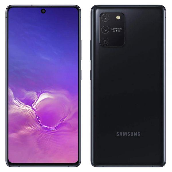 Samsung Galaxy S10 lite 128 go dual sim Noir reconditionné en France
