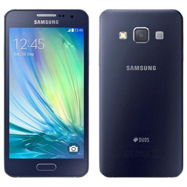 Samsung Galaxy A3 A300F Dual Sim Noir reconditionné en France