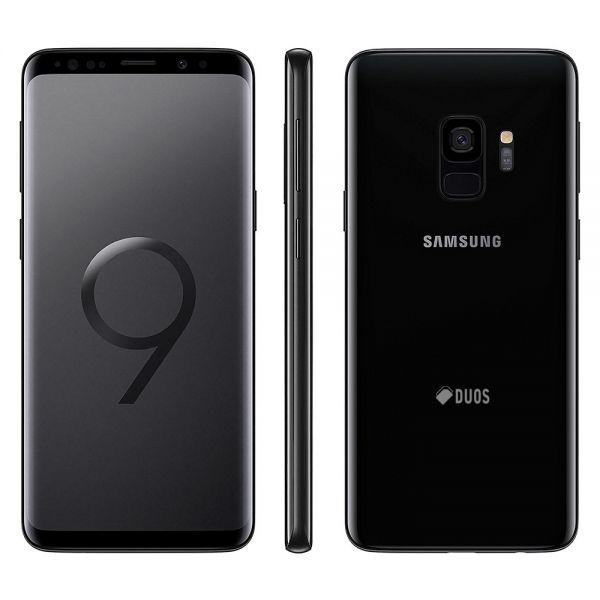 Samsung Galaxy S9 Duos 64 Go Noir reconditionné en France