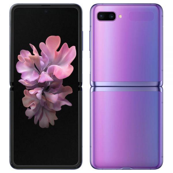 Samsung Galaxy Z Flip 256 go Violet reconditionné en France