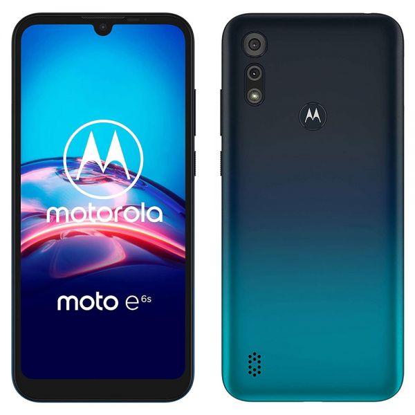 Motorola Moto E6s 32 go dual sim Bleu reconditionné en France