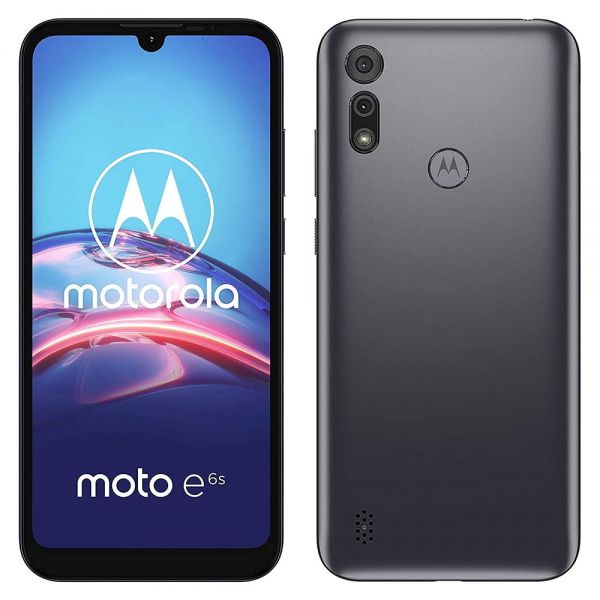 Motorola Moto E6s 32 go dual sim Gris reconditionné en France