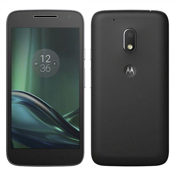 Motorola G4 Play Dual XT1602 Noir reconditionné en France