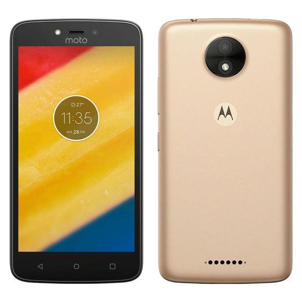 Motorola Moto C double sim Doré reconditionné en France
