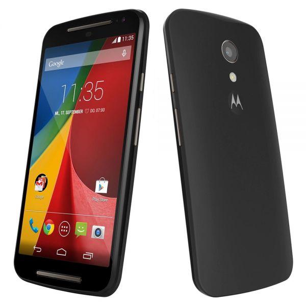 Motorola Moto G 4G 2e génération Noir reconditionné en France