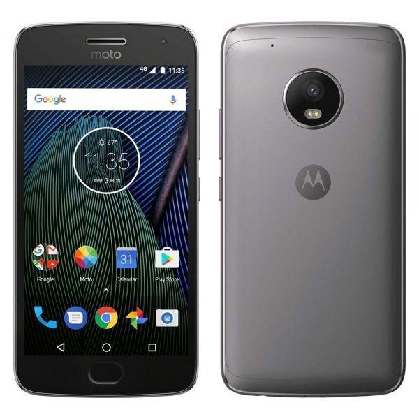 Motorola Moto G5 Plus Dual XT1685 Gris reconditionné en France