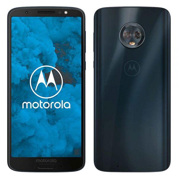 Motorola Moto G6 Dual T1925 Bleu reconditionné en France