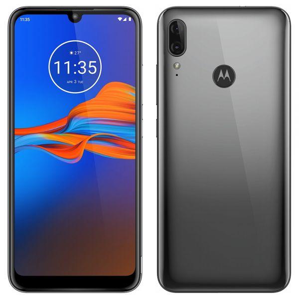 Motorola Moto E6 Plus 32 Go 2 Go RAM Gris anthracite reconditionné en France