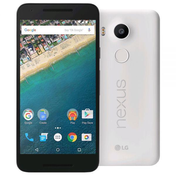 LG Nexus 5X 32 Go Blanc reconditionné en France