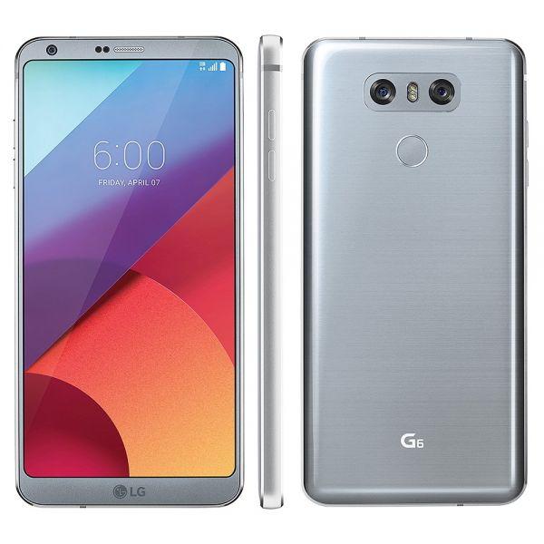 LG G6 H870 Argent reconditionné en France