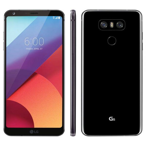 LG G6 H870 Noir reconditionné en France