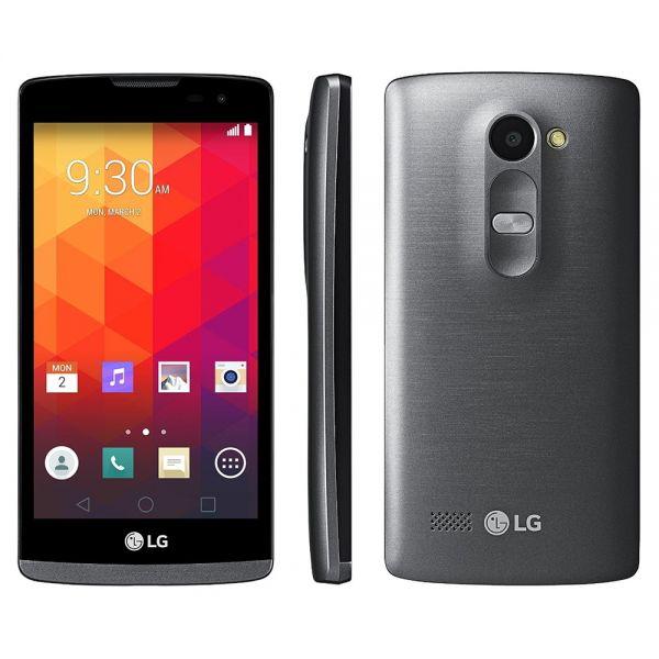 LG Leon 4G LTE H340N Gris anthracite reconditionné en France