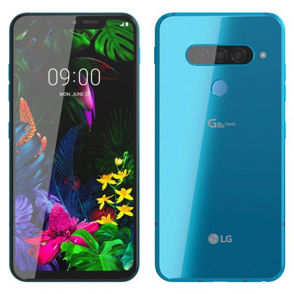 LG G8S ThinQ 128 Go Dual sim Bleu reconditionné en France