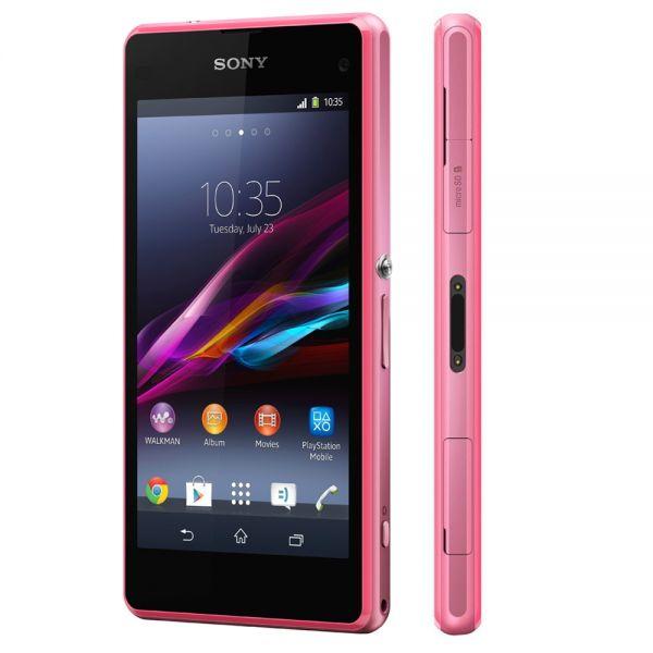Sony Ericsson Xperia Z1 Compact D5503 Rose reconditionné en France