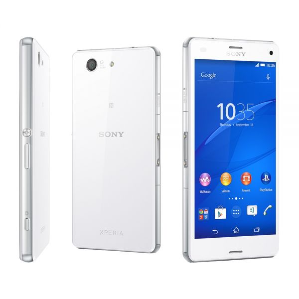 Sony Ericsson Xperia Z3 compact D5803 Blanc reconditionné en France