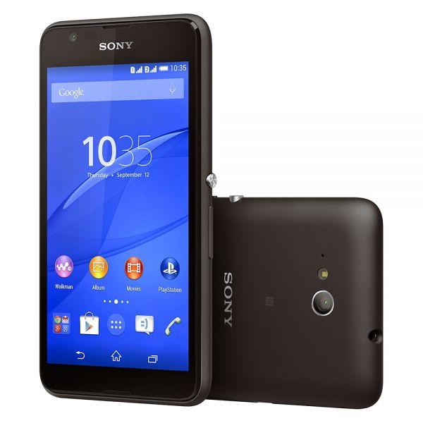 Sony Ericsson Xperia E4g E2003 Noir reconditionné en France