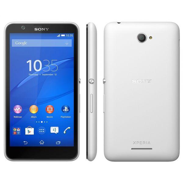 Sony Ericsson Xperia E4 Blanc reconditionné en France