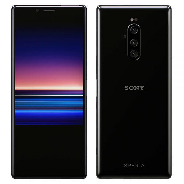 Sony Xperia 1 Dual 128 Go J9110 Noir reconditionné en France