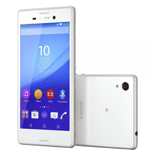 Sony Ericsson Xperia M4 Aqua Blanc reconditionné en France