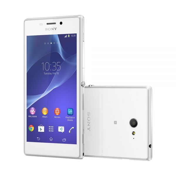 Sony Ericsson Xperia M2 Blanc reconditionné en France