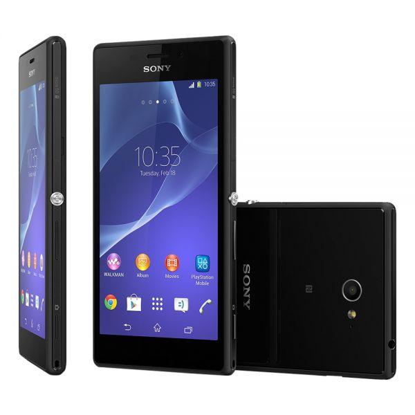 Sony Ericsson Xperia M2 Noir reconditionné en France
